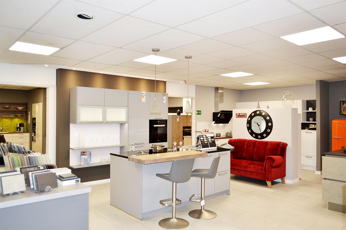Küchenausstellung von Meppens Küchenstudio